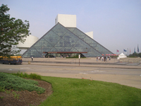Rock and Roll Hall of Fame - Attraction - 751 Erieside Ave, Cleveland, OH, 44114, US