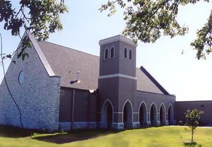 St. Paul's Episcopal Church - Ceremony Sites - 624 Ovilla Rd, Waxahachie, TX, 75167, US