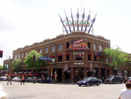 Landmark Uptown Theatre - Attractions/Entertainment, Shopping, Restaurants - 3001 Hennepin Ave, Minneapolis, MN, 55408, US