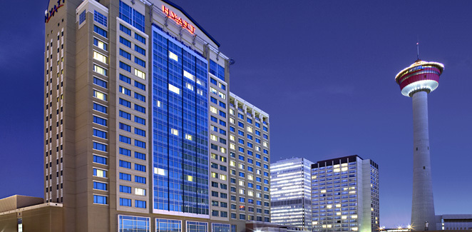 Hyatt Regency Calgary - Hotels/Accommodations - 700 Centre Street SE, Calgary, AB, Canada