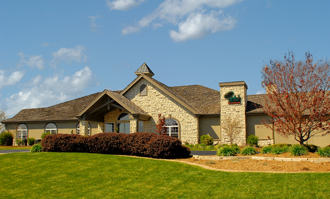 Stonewolf Golf Club - Reception Sites, Golf Courses - 1195 Stonewolf Trail, Fairview Heights, IL, 62208, US