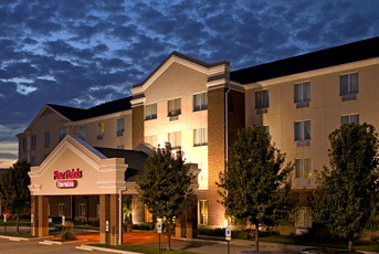 Four Points Sheraton - Hotels/Accommodations, Reception Sites - 319 Fountains Pkwy, Fairview Heights, IL, 62208