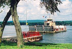 Merrimac Ferry - Attractions/Entertainment - 217 Wisconsin Street, Merrimac, WI, United States