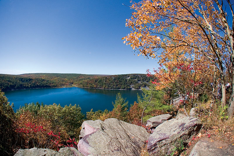 Devil's Lake State Park - Attractions/Entertainment - Devils Lake State Park, US