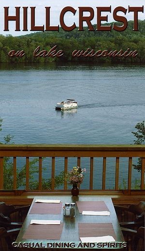 Hillcrest Restaurant On Lake Wisconsin - Restaurants - Kilpatrick Point Dr, Merrimac, WI, 53561, US