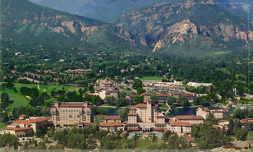 The Broadmoor Hotel - Hotels/Accommodations, Reception Sites, Ceremony Sites, Rehearsal Lunch/Dinner - 1 Lake Avenue, Colorado Springs, CO, 80906, United States
