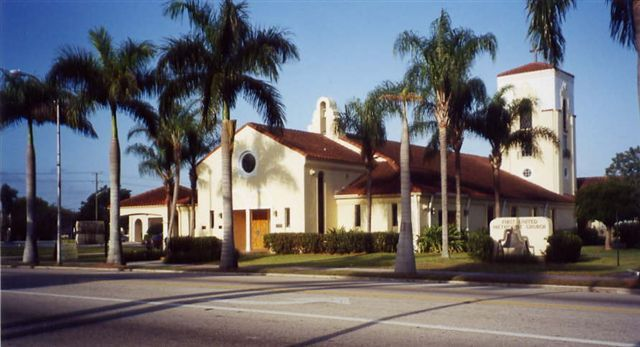 First United Methodist Church - Ceremony Sites - 622 N Krome Ave, Homestead, FL, 33030, US