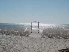 Sandbar Restaurant - Ceremony - 100 Spring Ave, Bradenton Beach, FL, 34217