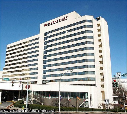 Crowne Plaza Hotel, White Plains - Hotels/Accommodations - 66 Hale Ave, White Plains, NY, 10601, US