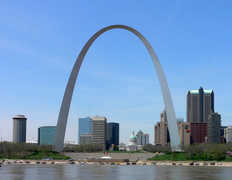 The Arch - Attraction - St Louis Arch, St. Louis, MO, MO, US