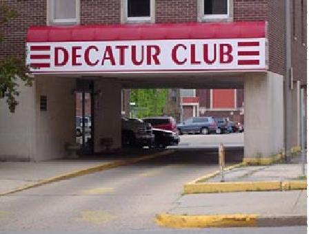 Decatur Club - Reception Sites - 158 West Prairie Avenue, Decatur, IL, United States