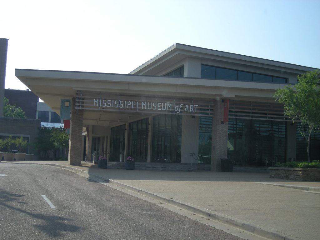 Mississippi Museum Of Art - Attractions/Entertainment, Reception Sites, Ceremony Sites - 380 S Lamar St, Jackson, Mississippi, US