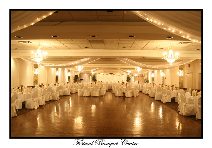 Festival Banquet Centre - Reception Sites - 747 King St E, Hamilton, ON, L8M, CA