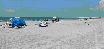 Lido Beach - Beaches, Attractions/Entertainment, Restaurants - 1 John Ringling Boulevard, Sarasota, Florida, United States