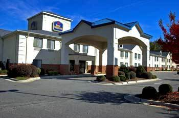 Best Western Suites - Hotels/Accommodations - 2310 NE Greenville Blvd, Greenville, NC, 27834, US