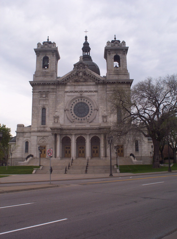 Basilica Of St Mary - Ceremony Sites, Attractions/Entertainment - 88 N 17th St, Minneapolis, MN, United States