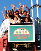 Giant Dipper Roller Coaster - Attraction - 3190 Mission Boulevard, San Diego, CA, United States
