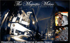 The Majestic Metro - Ceremony - 911 Preston St, Houston, TX, 77002