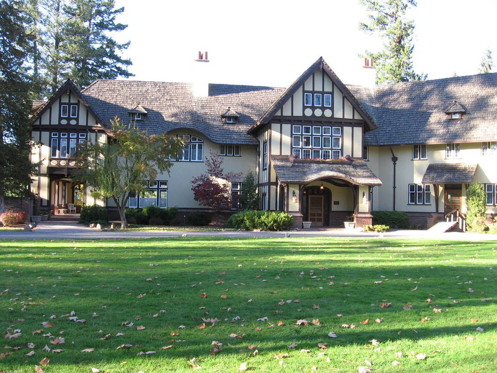 Bozarth Mansion: Ceremony And Reception - Ceremony Sites, Reception Sites, Ceremony & Reception - 12415 N Fairwood Dr, Spokane, WA, 99208