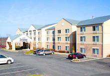 Fairfield Inn & Suites - Hotels/Accommodations - 200 Fairfield Ln, Butler, PA, 16001