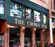 Crown Pub - Restaurant - 134 S College Ave, Fort Collins, CO, United States