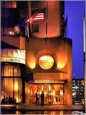 The Ritz-carlton, Atlanta - Hotels/Accommodations, Reception Sites - 181 Peachtree St NE, Atlanta, GA, United States