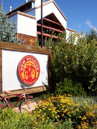 New Belgium Brewing Co - Attractions/Entertainment, Bars/Nightife, Restaurants - 500 Linden St, Fort Collins, CO, United States