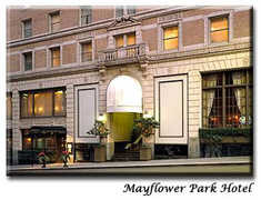 Mayflower Park Hotel - Hotel - 405 Olive Way, Seattle, WA, United States