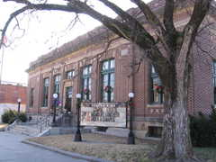 Independence Historical Museum - Attraction - 123 N 8th St, Independence, KS, United States