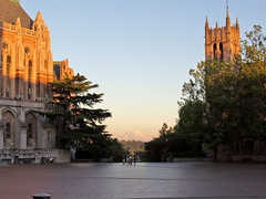 University of Washington campus - School - 1400 NE Campus Pkwy, Seattle, WA, United States