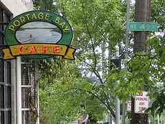 Portage Bay Cafe & Catering - Restaurant - 4130 Roosevelt Way Northeast, Seattle, WA, United States