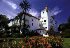Santa Barbara Courthouse - Attractions - 1100 Anacapa St, Santa Barbara, CA, 93101, US