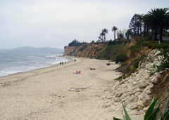 Butterfly Beach - Beaches - 1260 Channel Drive, Santa Barbara, CA, United States
