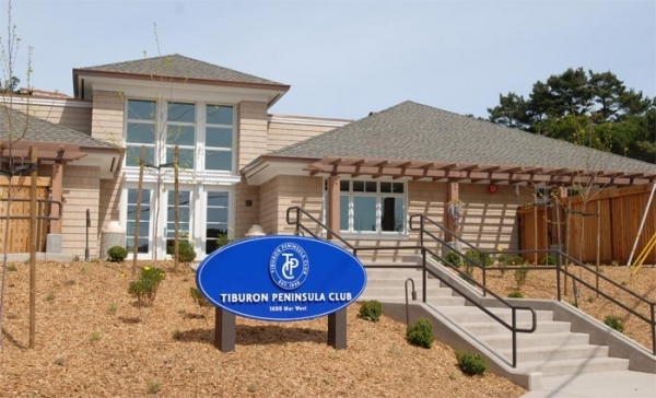 Tiburon Peninsula Club - Reception Sites, Ceremony & Reception - 1600 Mar W St, Tiburon, CA, 94920