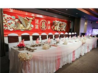 Continental Seafood Restaurant - Reception Sites - 150-11700 Cambie Road, Richmond, BC, Canada