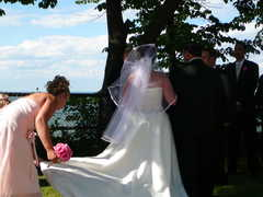 Kevin  and Michelle's Wedding in Dunkirk, NY, USA