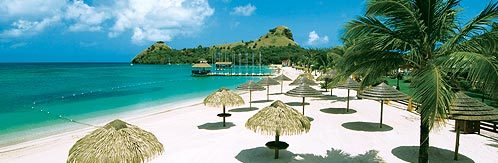 St. Lucia Sandals Resort - Honeymoon - Saint Lucia, LC