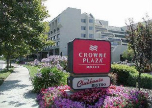 Crowne Plaza Hotel - Hotels/Accommodations, Reception Sites - 1221 Chess Dr, San Mateo County, CA, 94404