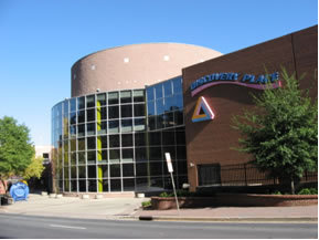 Discovery Place - Attractions/Entertainment, Ceremony Sites, Reception Sites - 301 N Tryon St, Charlotte, NC, 28202
