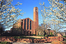 Chapel Of Memories - Ceremony Sites - Mississipi State University, MS