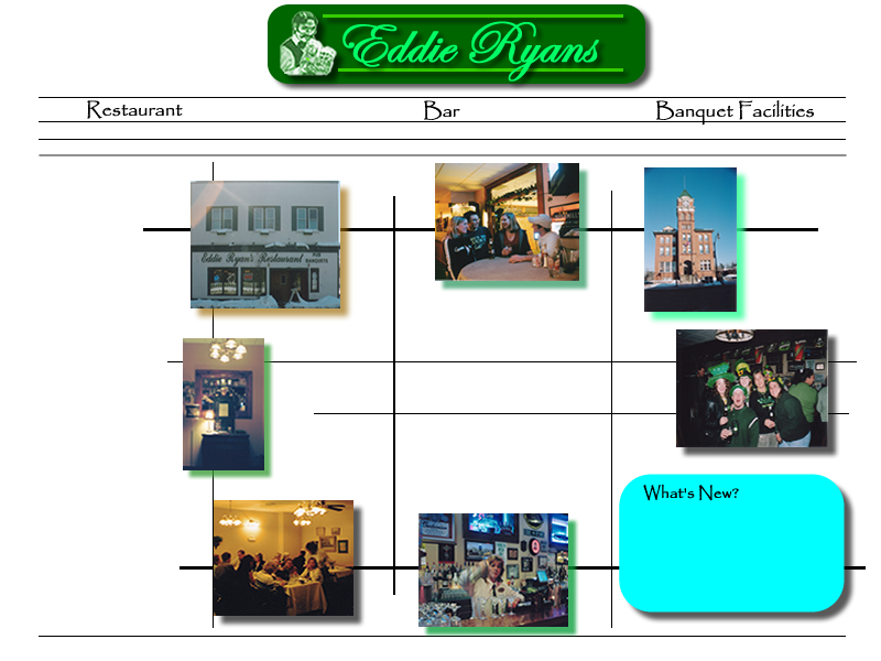Eddie Ryan's - Restaurants - 50 Central Ave, Lancaster, NY, 14086, US