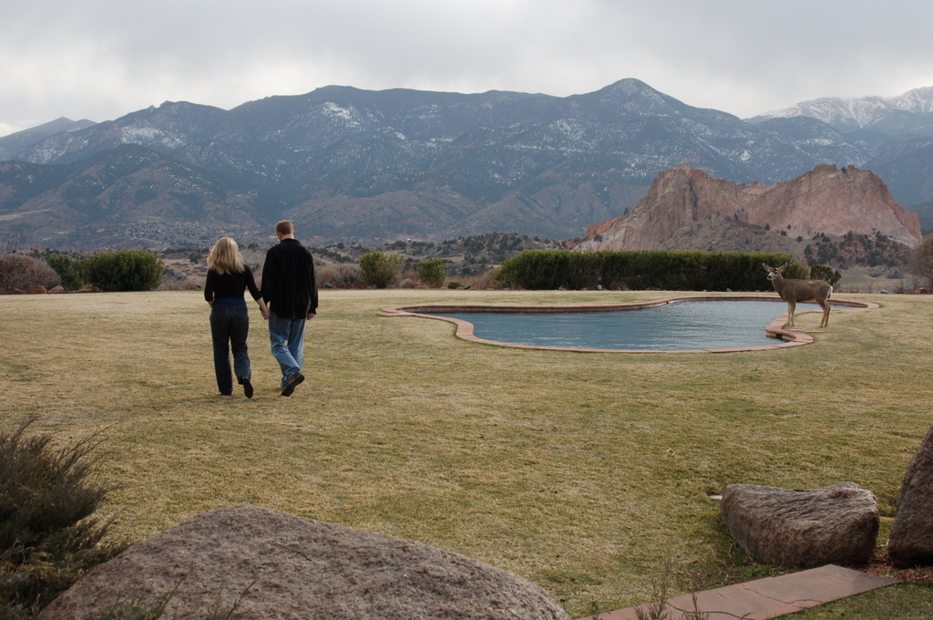 Ceremony & Reception - Ceremony Sites, Ceremony & Reception - 3320 Mesa Rd, Colorado Springs, CO, 80904