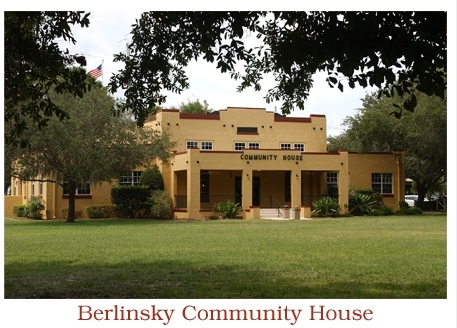 Reception At The Berlinsky Community House - Reception Sites - 300 E Monument Ave, Kissimmee, FL, 34741, US