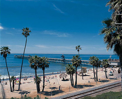 San Clemente Pier Metrolink Station - Attractions/Entertainment - 611 Avenida Victoria, San Clemente, CA, United States