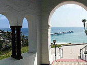 Casa Romantica - Attraction - 415 Avenida Granada, San Clemente, CA, 92672