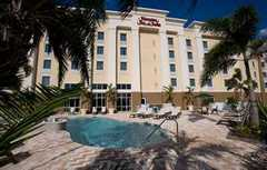 Hampton Inn &amp; Suites Fort Myers-Colonial Boulevard - Hotel - 4350 Executive Circle, Fort Myers, FL, 33916, US