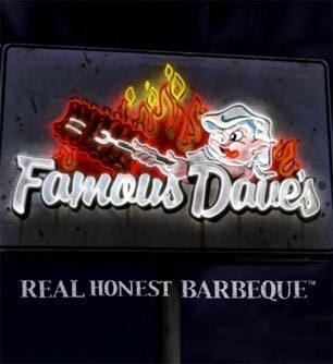 Famous Dave's Bar-b-que - Restaurants, Caterers - 12148 S Cleveland Ave, Fort Myers, FL, United States