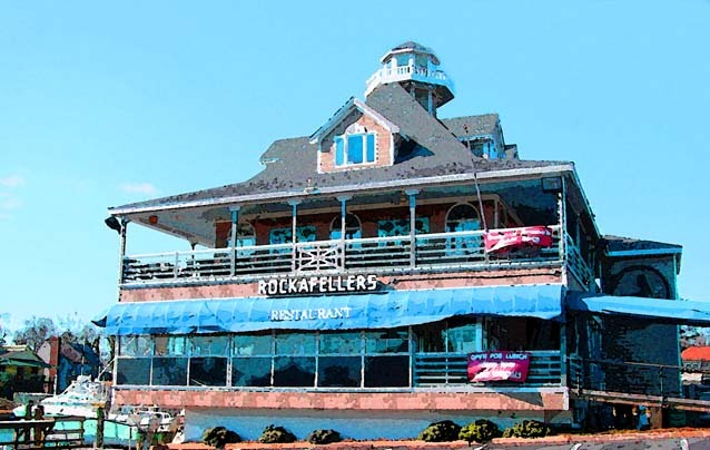Rockafeller's Restaurant - Restaurants - 308 Mediterranean Avenue, Virginia Beach, VA, United States