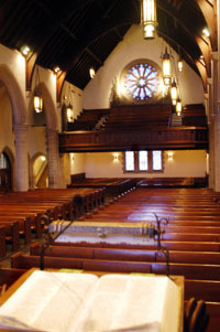 Christ Lutheran Church - Ceremony Sites - 701 South Charles Street, Baltimore, MD, United States