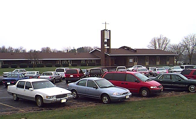 United Methodist Church - Ceremony Sites - 1065 Lancaster St, Platteville, WI, 53818